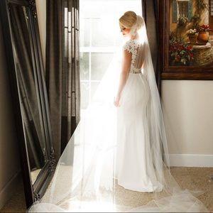 BERTA Designer Wedding Dress